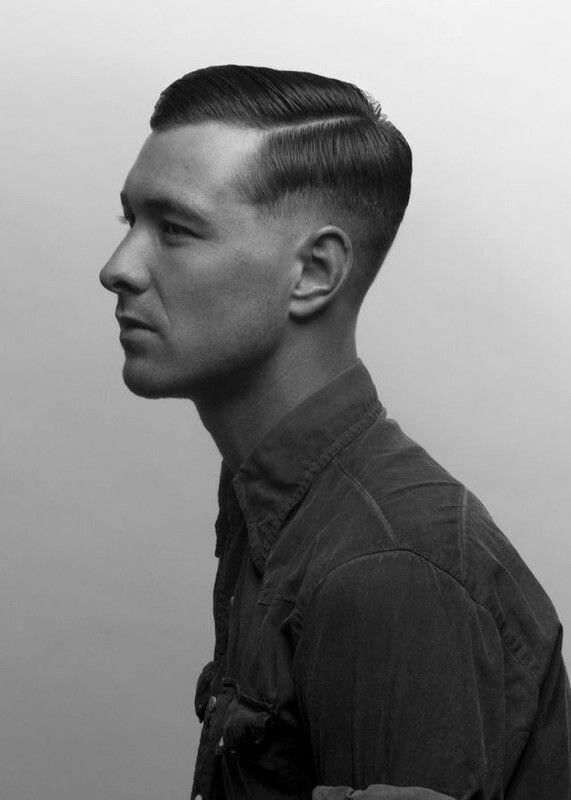 Military Haircut Men's Cuts Pinterest