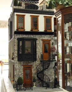 of the most incredible doll houses in world also plays rh pinterest