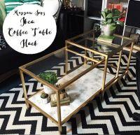 vittsj coffee table hack - Google Search | New Great Room ...