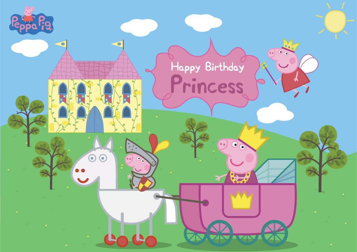Related Image Peppa Pig Themed Cakes Pinterest Cake