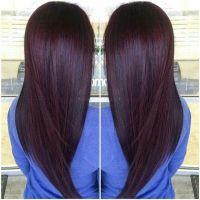 Chocolate cherry | Hair Tips & Hair Care | Pinterest ...