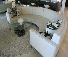 semi circle sofa for bay window milano leather corner group round couches. excellent tufted sectional small ...