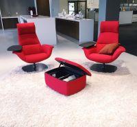 Coalesse Massaud Lounge Chairs and Ottoman RGO Office ...