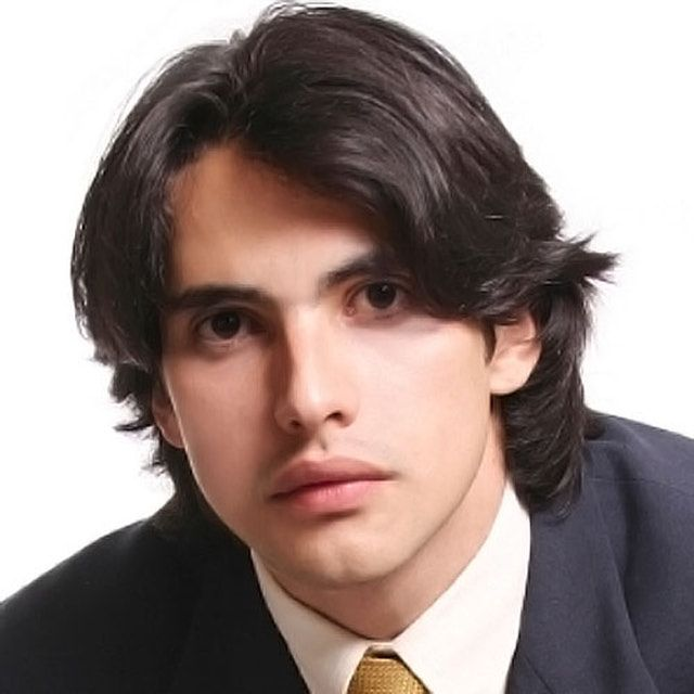 Pictures Of Men's Long Haircuts Gallery 1 Pictures Of Long