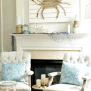 Coastal Summer Home With Diy Driftwood Decor Rope And