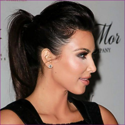 Cute Ponytail Hairstyles For Black Women Heledis Com Cute