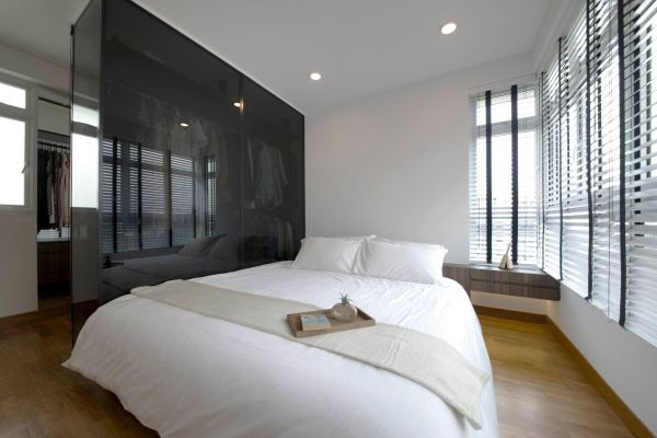 master bedroom wardrobe designs Master bedroom view with walk in wardrobe | For the roof