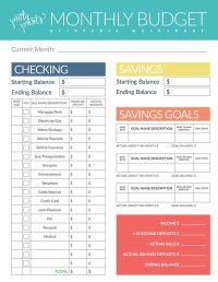 Budgeting Tips + Free Budgeting Worksheet | Budgeting ...