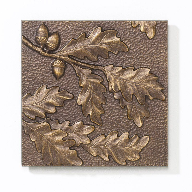Outdoor wall art also whitehall products leaf decor antique copper rh pinterest