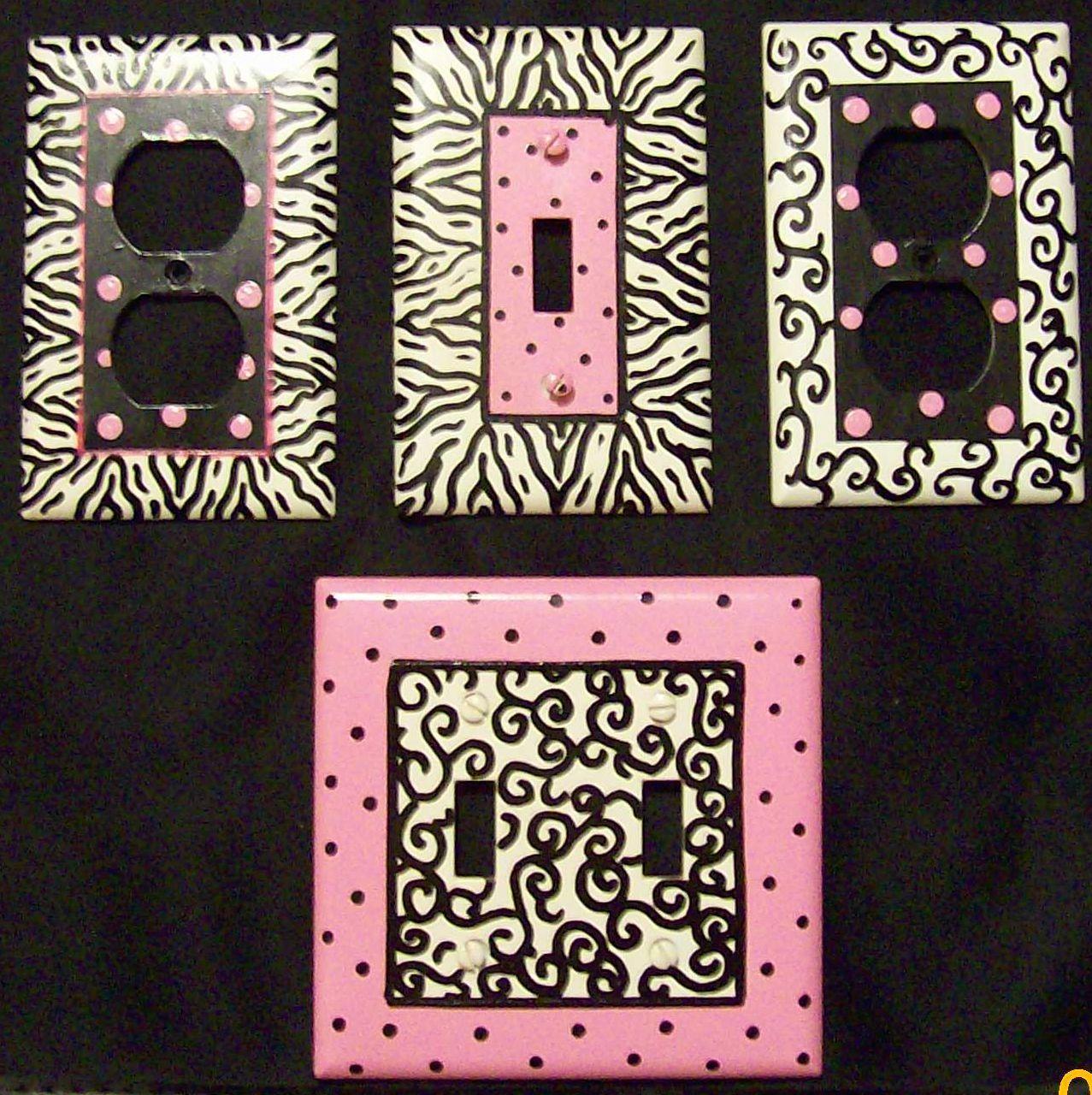 Zebra Room Decor on Pinterest  Zebra Decor Pink Zebra