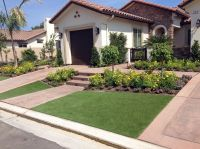 Plastic Grass Marana, Arizona Landscape Ideas, Small Front ...