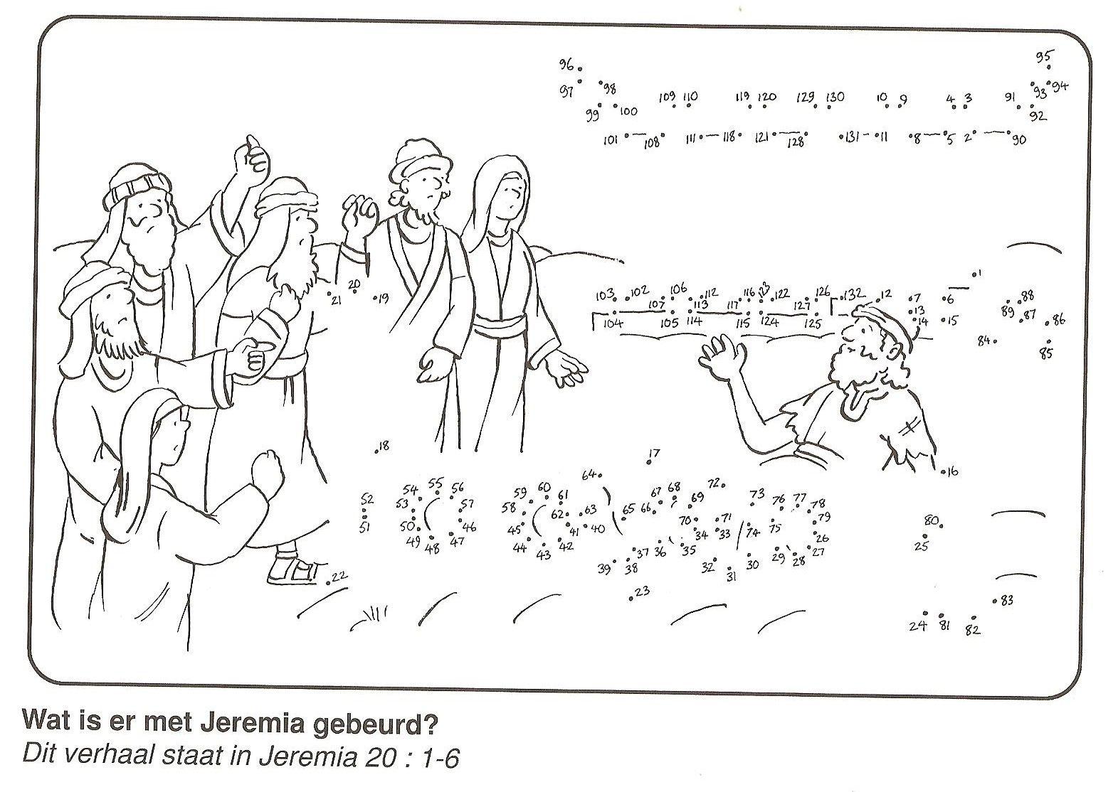Jeremiah Dot To Dot