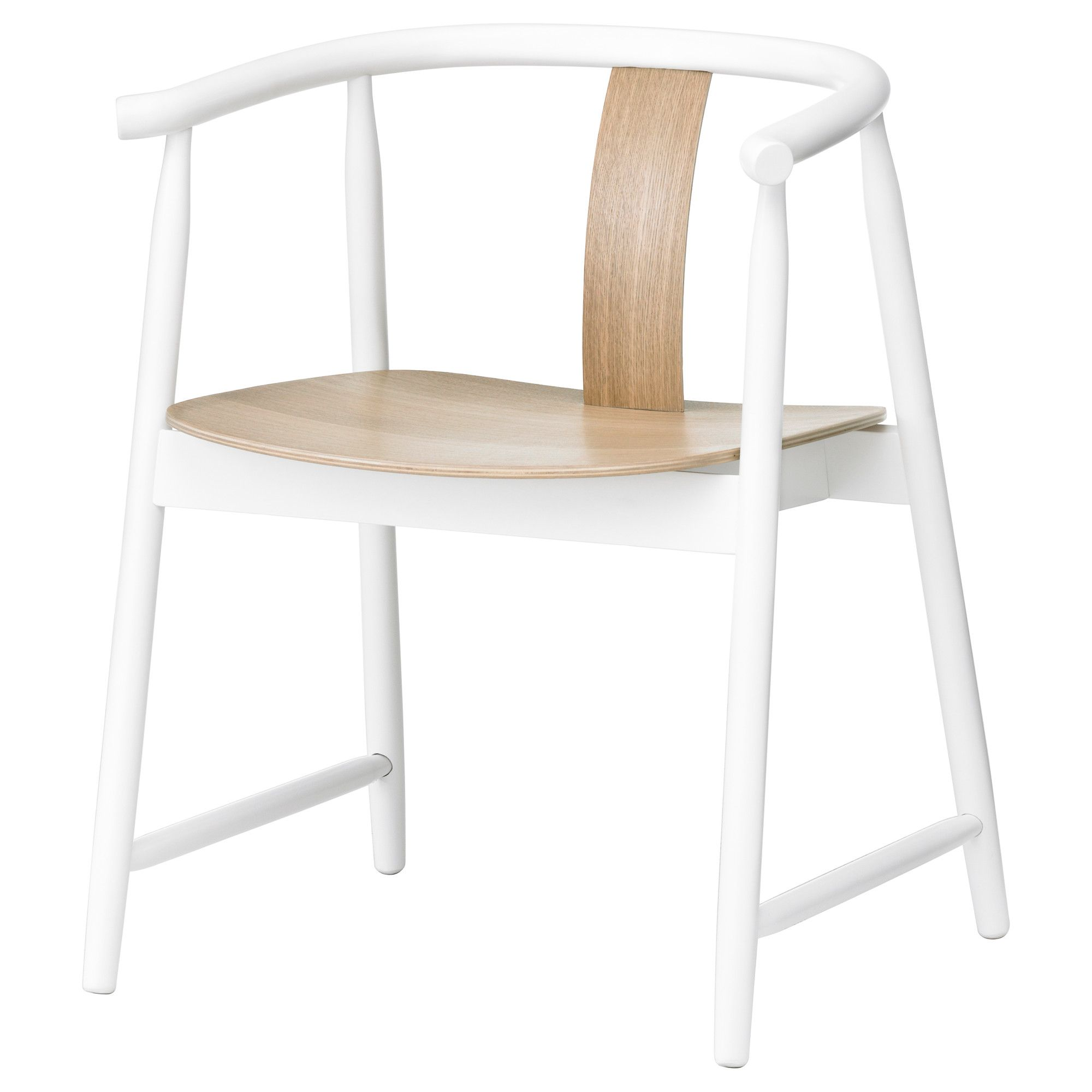 ikea canada dining room chair covers high girl trendig 2013 armchair white natural interior