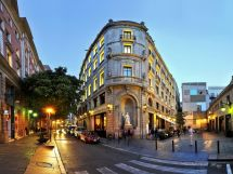 Hotel 1898 Barcelona Spain