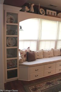 Build your own window seat | Teen Girl Rooms - Window Seat ...