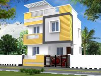 Design Of House Front Wall - Front Design