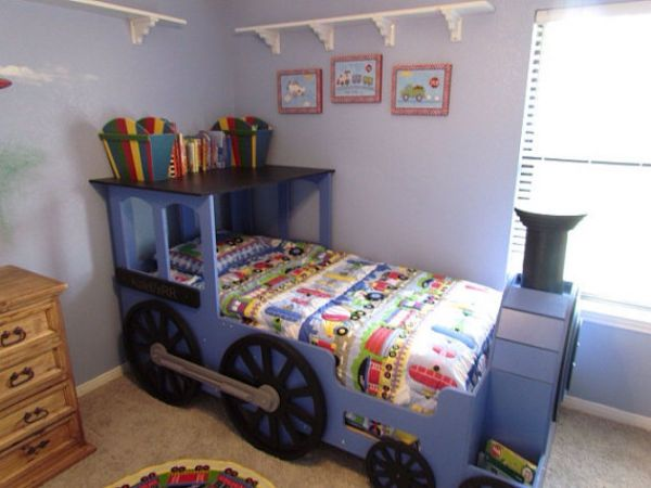 Thomas Tank Engine Bed - Google Recipes