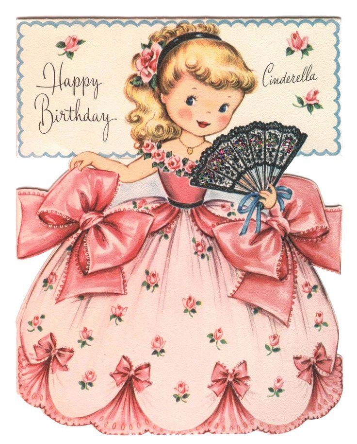 Retro Birthday Card Yahoo Search Results Yahoo Image