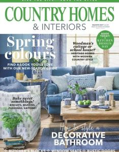Country homes  interiors march also pdf magazines pinterest rh