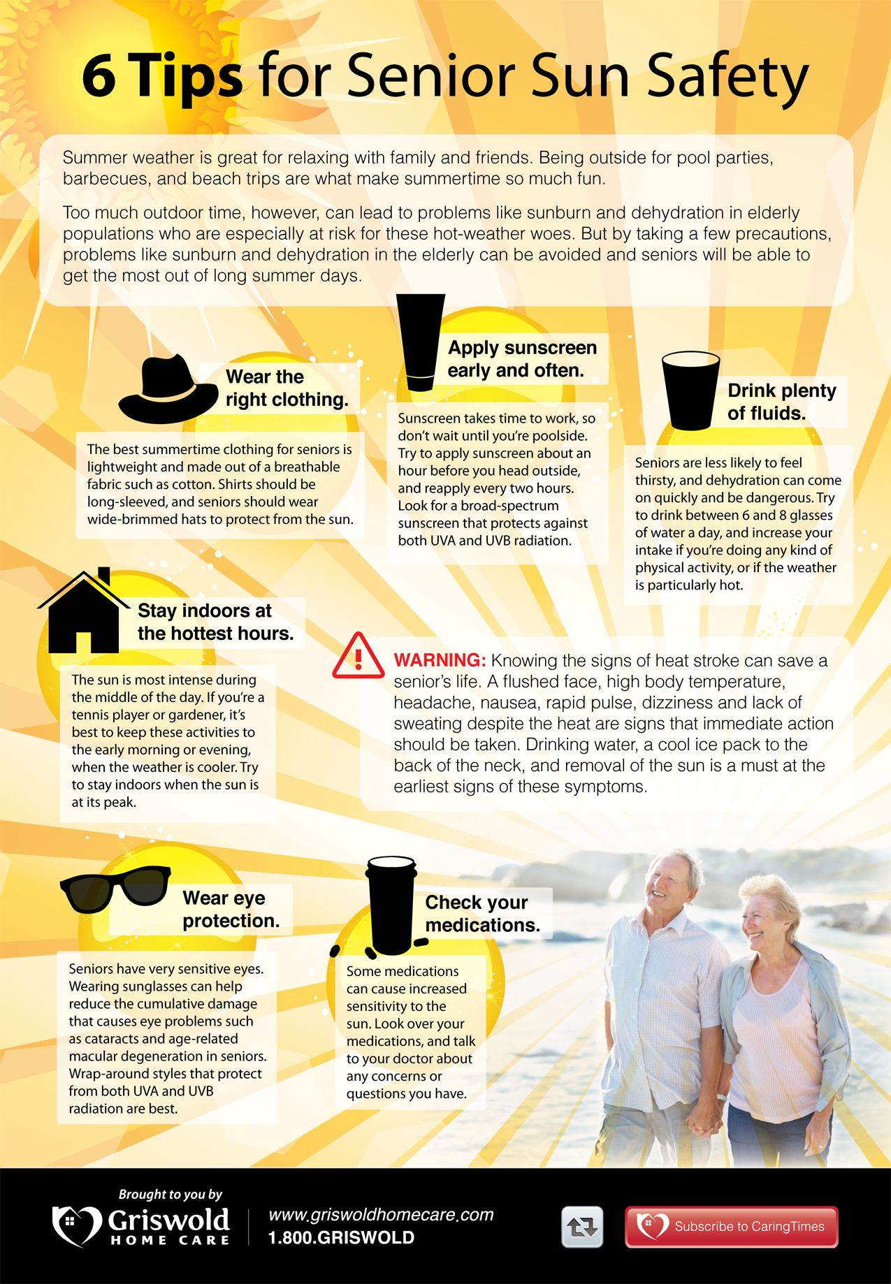 Sun Safety Awareness Campaign