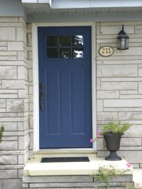 Benjamin Moore Newburyport Blue - Google Search - back ...