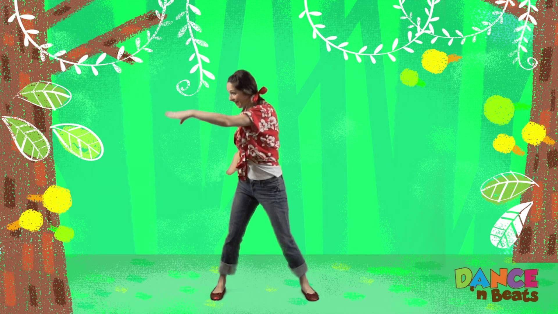 Preschool Learn To Dance Rainforest Explorer