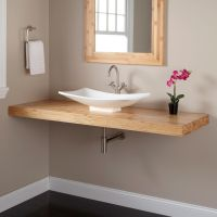 bathroom sinks audrie wall mount sink wall mount bathroom ...