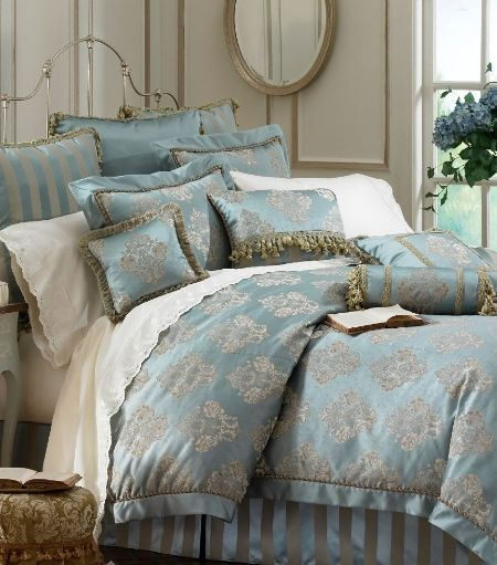 Catherineu0027s Curtains Custom Bedding That Coordinates With Our
