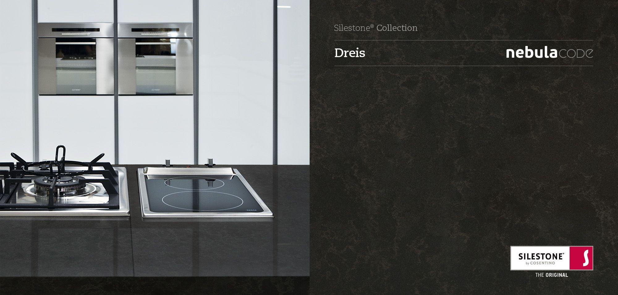 elegant kitchen cabinets las vegas lowes ideas silestone dreis- nebula code   collection by ...