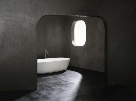 bagni cemento resina kerakoll  BATHROOMS  INTERIORS  Pinterest  Stiles