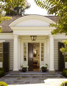 House also entry halls tucker  marks design chesepeake manor pinterest rh