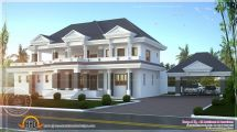 Modern Luxury Home Plans Designs