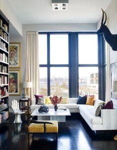 Look inside jamie drake   ultra chic new york city apartment decorating ideasdecor also rh pinterest