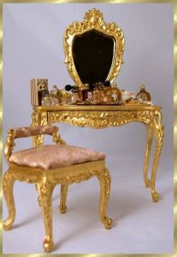 """The beautiful Bespac limited edition classic """"Swan"""" vanity ..."""