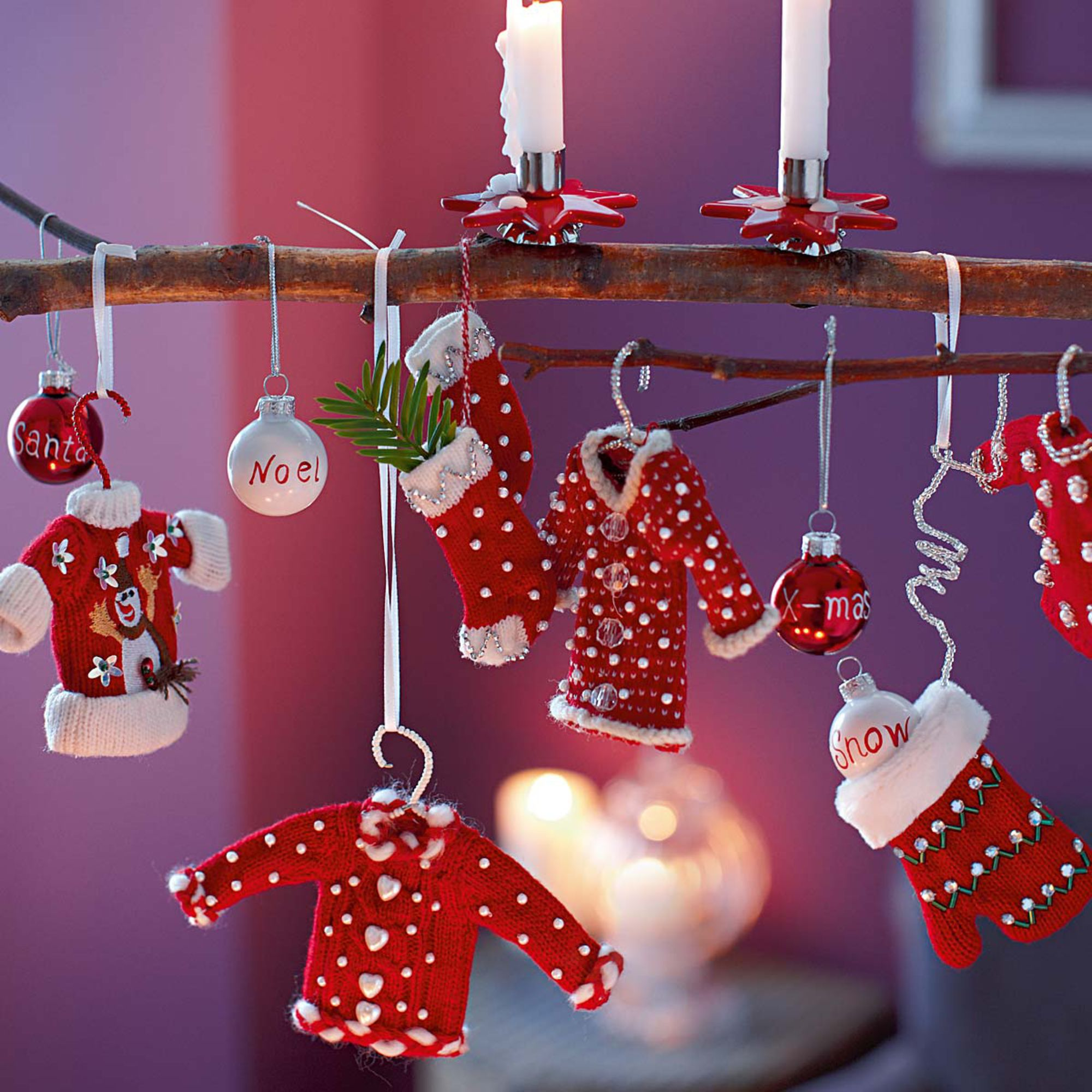 Christmas Decorations Ideas Art And Crafts Pinterest