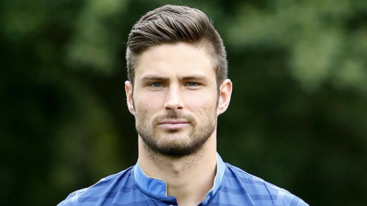 Man Crush Monday Olivier Giroud Man Candy And Man Crush