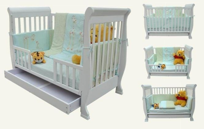Use As A Baby Cot Infant Toddler Bed And Sofa Your S Essentials In The Full Size Deep Draw At Bottom