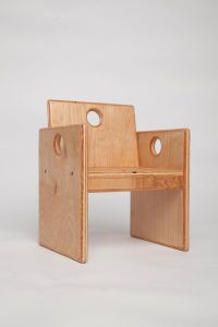 Wooden Infant Weaning Table and Chair Set by ...