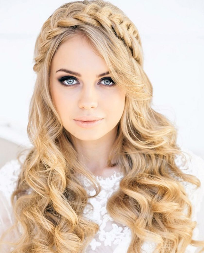 Cute Hairstyles For A Wedding StyleFAZ Hair Pinterest