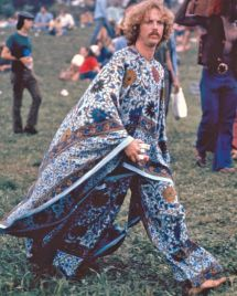 60s Hippie Fashion Woodstock
