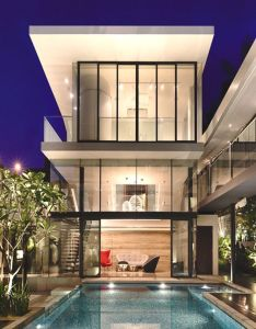 andrew road home boasts modern design also residence architecture pinterest rh