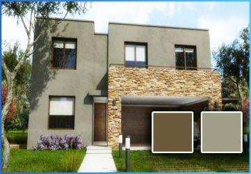 colores para casas exteriores casa exterior pinturas pintadas patios pintura modernas fachadas fachada el tendencias una visitar guardado desde info