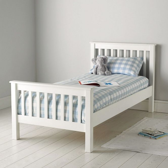 Classic Single Bed The White Company