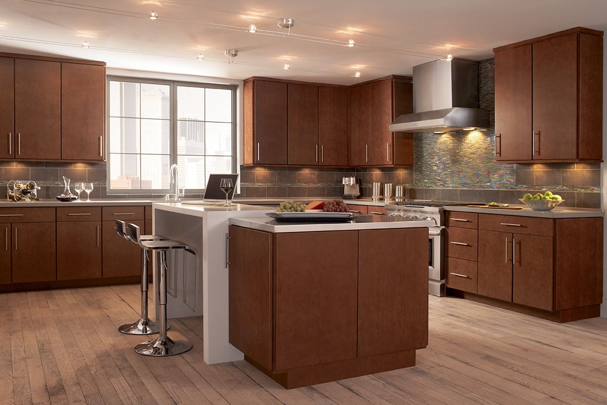 shenandoah kitchen cabinets comfortable chairs cabinetry island in sydney cherry spice