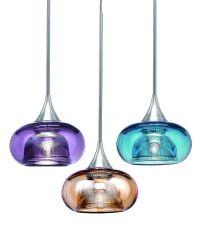 Unique Glass Mini Pendant Lighting   Glass Pendant Lights ...
