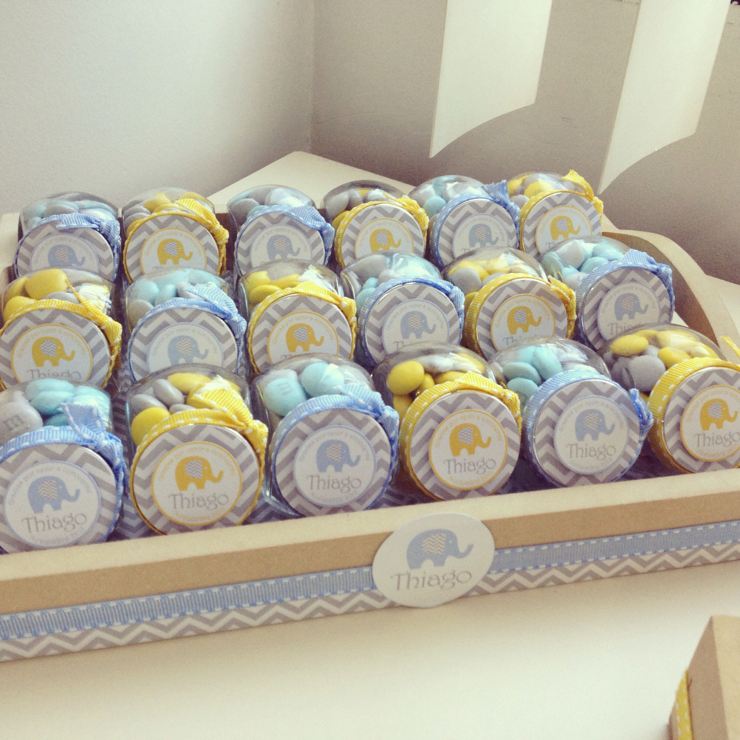 Green And Blue Baby Shower Decorations