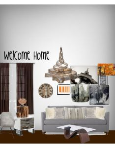 Welcome home by desreese on polyvore featuring interior interiors design also rh no pinterest