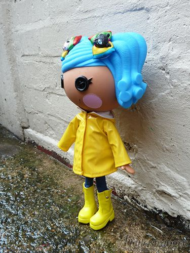 Link To Pattern For Coraline Inspired Clothes For