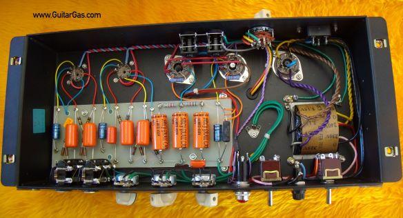 Ceriatone 5E3 Tweed Deluxe Circuit