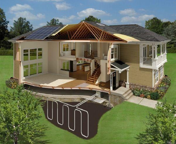Casa Ecológica CasasPrefabricadasYa Com Pinterest Energy